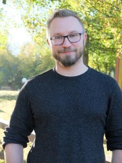 Herr Zeiske, Schulleiter
